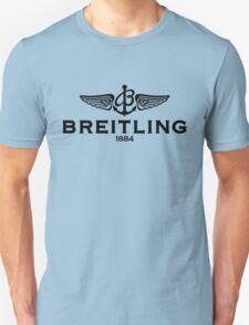 vintage breitling watch v1 Unisex T-Shirt