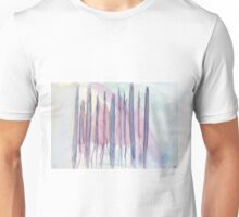Pastel Abstract. Watercolor Painting Fine Art Print Abstract Art Print from Watercolor Painting Wall Art Unisex T-Shirt