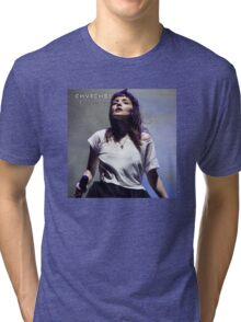 chvrches band Tri-blend T-Shirt