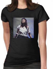 chvrches band Womens Fitted T-Shirt