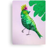 Jungle dress-up Canvas Print