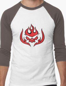 gurren lagann vintage Men's Baseball ¾ T-Shirt