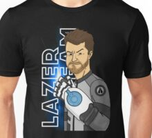 Lazer Team Anthony Hagan The Traffic Cop Unisex T-Shirt