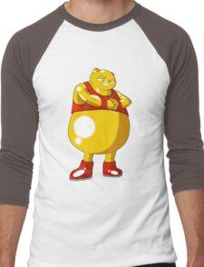 Botamo Men's Baseball ¾ T-Shirt