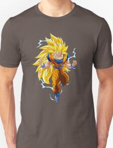 Super Saiyan 3 Goku Unisex T-Shirt