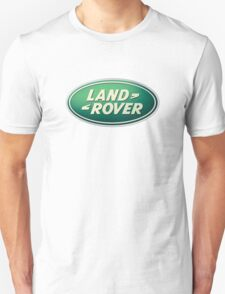 land rover vintage T-Shirt