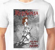 Red Sonja II Unisex T-Shirt
