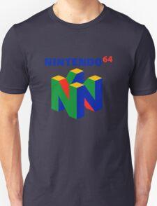 nintendo 64 old retro T-Shirt