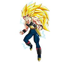 Super Saiyan 3 Bardock Photographic Print