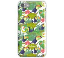 Toucan Paradise iPhone Case/Skin
