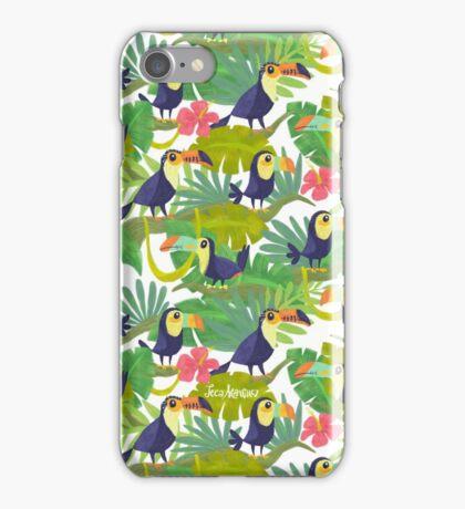 Toucan Paradise iPhone Case/Skin