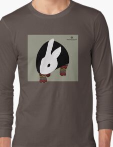 pattern rabbit Long Sleeve T-Shirt