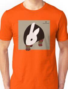 pattern rabbit Unisex T-Shirt