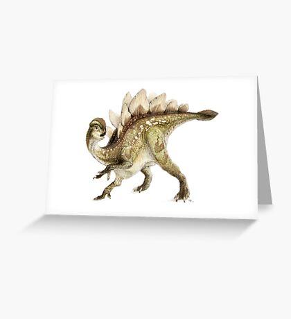 Composite Dinosaur Greeting Card