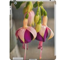 Fuchisa on Barrels iPad Case/Skin