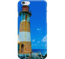 Lighthouse (color) iPhone Case/Skin