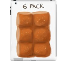 6 pack iPad Case/Skin