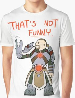 Smite - That's not funny (Chibi) Graphic T-Shirt