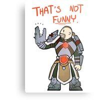 Smite - That's not funny (Chibi) Metal Print
