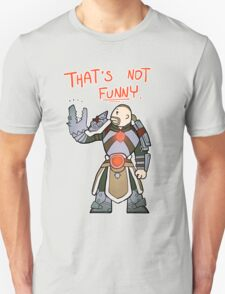 Smite - That's not funny (Chibi) Unisex T-Shirt