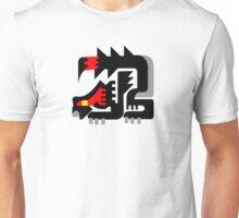 Nargacuga icon Unisex T-Shirt
