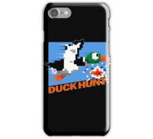 Duck Hunt Retro Cover iPhone Case/Skin