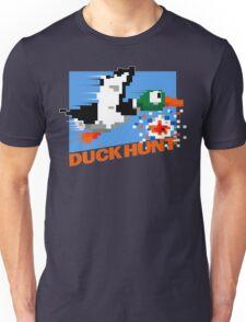 Duck Hunt Retro Cover Unisex T-Shirt