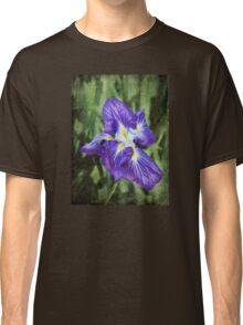 Japanese iris Classic T-Shirt