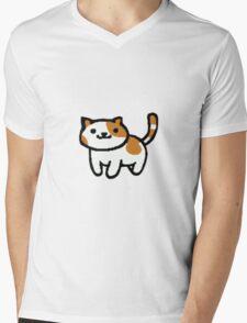 Ginger  Mens V-Neck T-Shirt