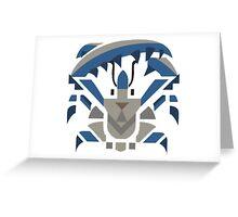 Shogun ceanataur icon Greeting Card