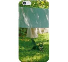 The Guardians of the Clothesline iPhone Case/Skin