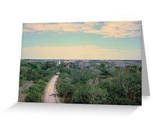 Everglades Overlook Greeting Card