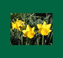 Daffodil Delight Womens Fitted T-Shirt