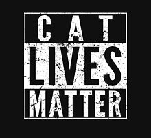 Cat Lives Matter Unisex T-Shirt
