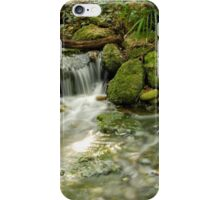 Go with the flow iPhone Case/Skin