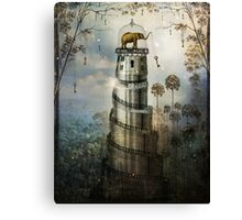 Where Keys hang on Trees Canvas Print