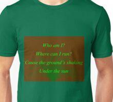 Shadow Clan Earthly Entity Unisex T-Shirt