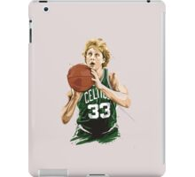 larry__legend__bird_ iPad Case/Skin