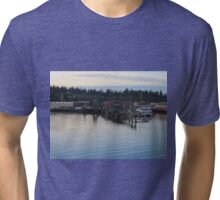 Dock Light Tri-blend T-Shirt