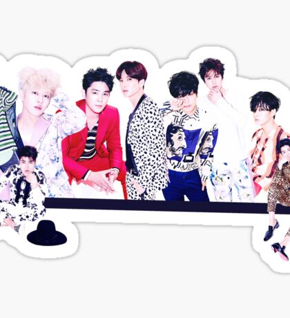 Super Junior Sticker