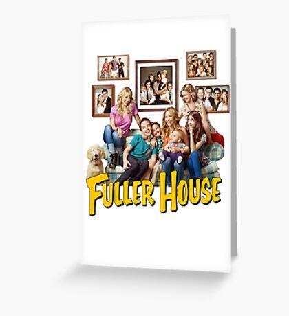 Fuller House Greeting Card