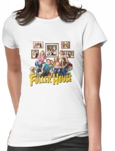 Fuller House Womens Fitted T-Shirt