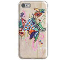 Aztec Dreaming iPhone Case/Skin
