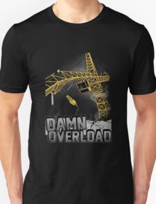 Tower Crane Incident T-Shirt
