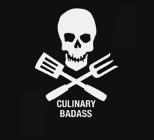 culinary badass One Piece - Short Sleeve