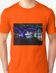 Lights at the zoo at night T-Shirt