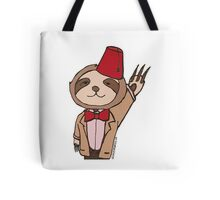 The Eleventh Sloth Tote Bag