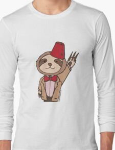 The Eleventh Sloth Long Sleeve T-Shirt
