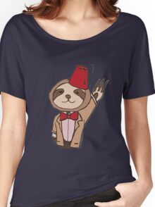 The Eleventh Sloth Women's Relaxed Fit T-Shirt