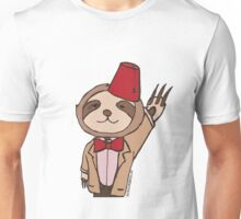 The Eleventh Sloth Unisex T-Shirt